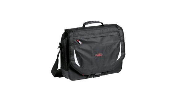 Norco Frazer fietstas klickfix, office bag zwart